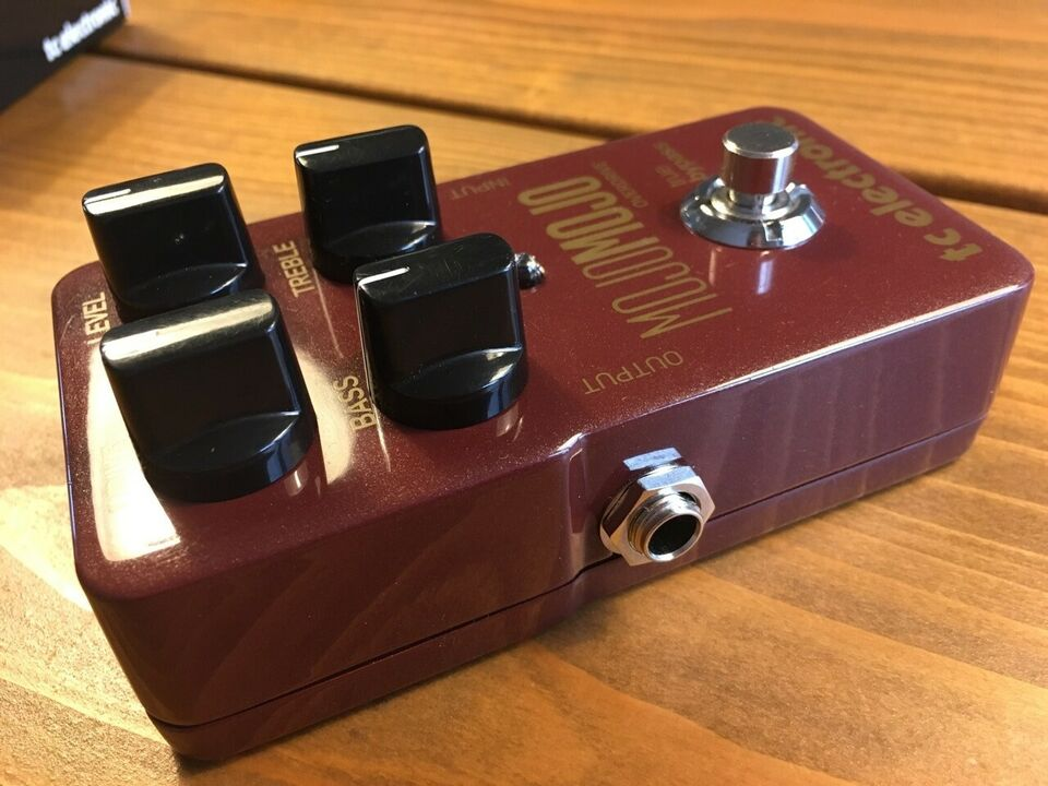 Overdrive pedal, TC Electronic MojoMojo