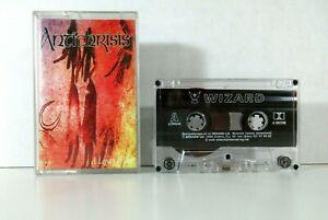 Vintage-Antichrisis-Cassette-Tape-Melodic-Gothic-Black-Folk-Metal-Napalm-Records
