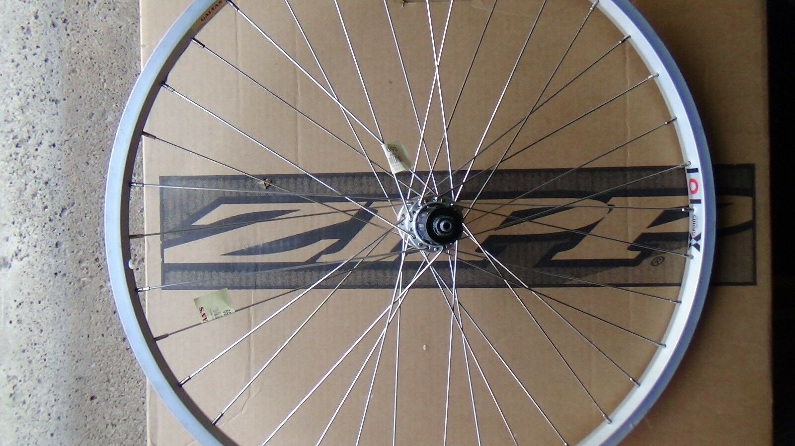 X Rims Made by Alex 26    ALUMINUM ALLOY BICYCLE WHEEL REAR Wheel NEW  come to choose your own sports style