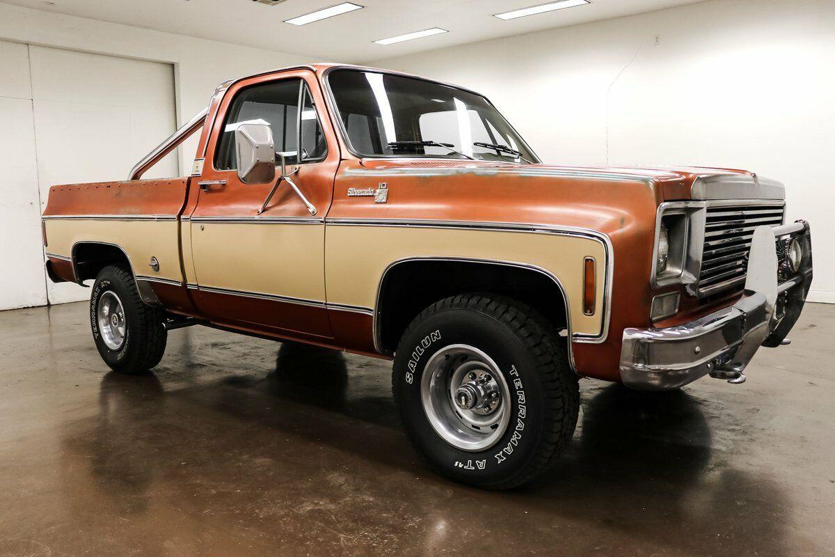 1978 Chevrolet Other Pickups SIlverado