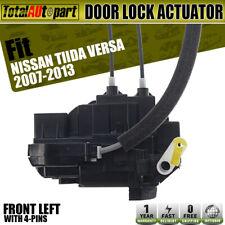 Brand New Durable Left Driver Side Door Lock Cylinder for Nissan Versa