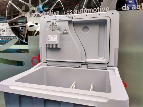 Thermo-elektrische Kühlbox Trolley mit Rollen 39L 230V 12V Mobicool W40 AC//DC