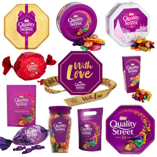 Nestl/è Quality Street Purely Purple Ones 350g