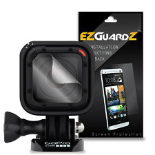 2X EZguardz LCD Screen Protector Skin Cover HD 2X For GoPro Hero 4 Session Lens