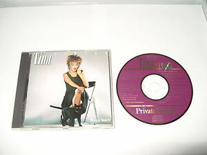 Tina-Turner-Private-Dancer-10-TRACK-CD-1984-MADE-IN-JAPAN-CD-P-7460412-Ex-C