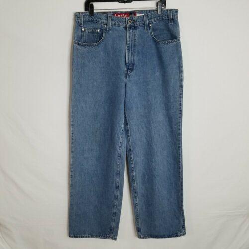 Levis Silvertab Mens Loose Fit Jeans Vintage Size