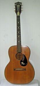 Kay Guitare Acoustique Vintage Six Cordes Années 1950 Série L Classique Avec Extra's Walco-afficher Le Titre D'origine Ni Trop Dur Ni Trop Mou