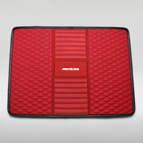 2018+ for Mercedes-Benz G-class W463A W464 TRUNK MAT ECO LEATHER G63 G550 G350