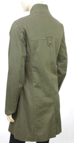Army Military By code Khaki Coat Military Woman Ikks I Officer Wf4znpZ