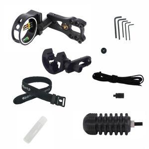 1Set-Archery-Combo-Bow-Sight-Kits-Arrow-Rest-Stabilizer-Compound-Bow-Accessories