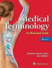 Medical Terminology by Barbara J. Cohen Paperback Book (English)