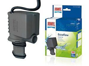Ensemble de pompe Juwel Eccoflow 500 Rio Vision Trigon Rekord Remplacement d'origine 4022573855531