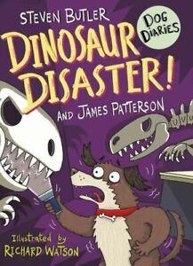Dog Diaries: Dinosaur Disaster! by Steven Butler