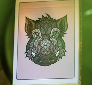 Wild-Reserve-Pink-Boar-Playing-Cards-by-Bill-Davis-Magic
