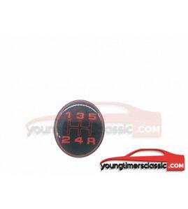 Pastille-205-pour-pommeau-de-vitesse-Pastille-Lisse-BE3-GTI
