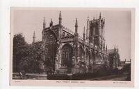 Holy Trinity Church Hull 1912 RP Postcard 482a