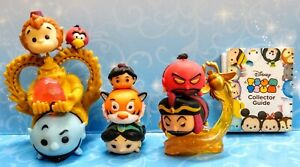 8-Aladdin-Jasmine-Genie-Lago-Raja-Abu-Jafar-Tsum-Tsum-Stack-Stand-vinyl-Disney