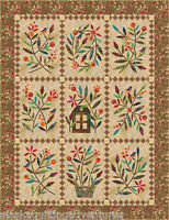 Quilt Pattern Home Sweet Home By Laundry Basket Quilts