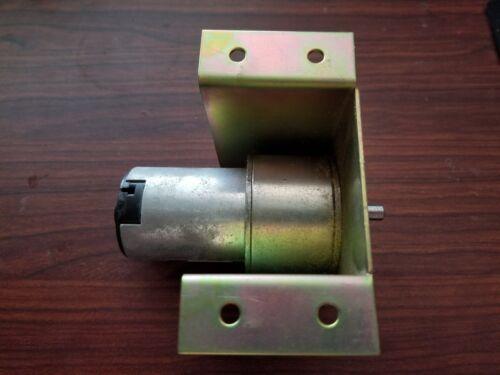 Globe Motors 455A104-3 24-VDC gearmotor