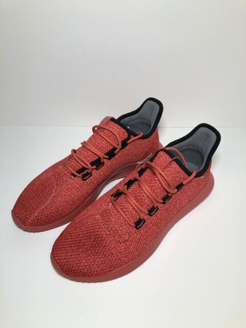release date e50c9 8832c Men's Adidas Originals Tubular Shadow Red/Core Black B96400 Size 12