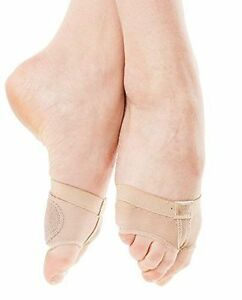 UK-1x-Pair-Foot-Thong-Ballet-Lyrical-Dance-Shoes-Nude-UK-3-10