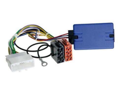 LFB Adapter Lenkrad Anbindung Radio für Nissan Navara D40 ab 2010 Pioneer