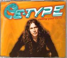 E-Type - Calling Your Name - CDM - 1997 - Eurohouse 4TR Sweden Antiloop