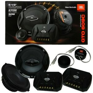 6-1//2 car audio component system GTO609C  Two-way