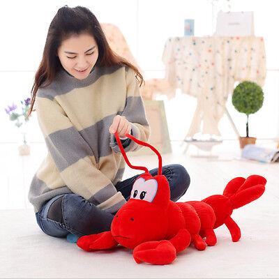 plush toy stuffed doll simulation lobster crayfish langouste creative gift 1pc