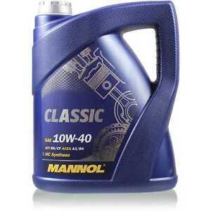 Original-MANNOL-1x5-Liter-Classic-10W-40-API-SN-SM-CF-Ol-Motoroel-MN7501-5