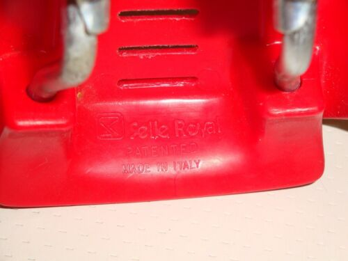 NOS SELLE ROYAL AEROYAL SADDLE SEAT BMX RED 401gr CHILD MODEL MADE IN ITALY