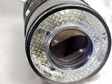 Nikon Medical Nikkor Auto 200mm f5.6 Nippon Kogaku Japan lens 4 pin version