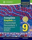 Complete English for Cambridge Secondary 1: For Cambridge Checkpoint and Beyond: Student Book 9 by Tony Parkinson, Alan Jenkins (Mixed media product, 2016)