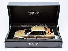 Neo Scale Models 1982 Citroen CX Pallas Beige Color 1/18 Scale. New Release!