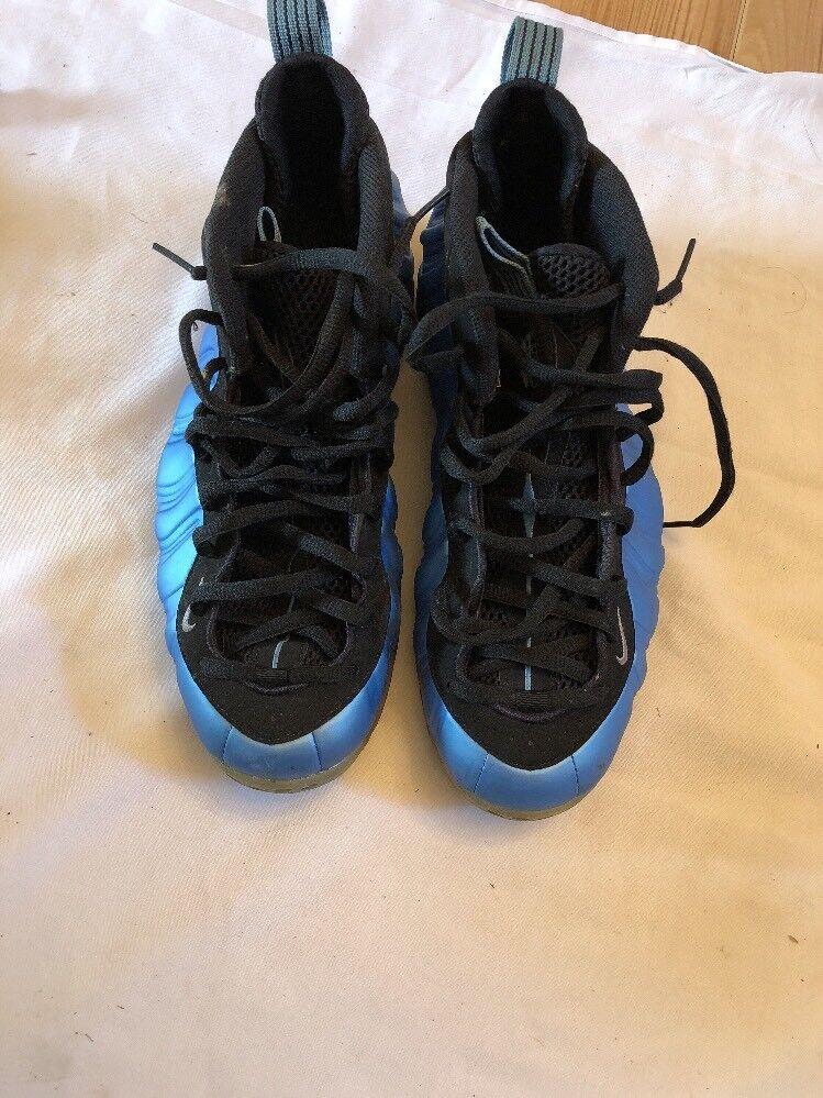 Nike air Uomo foamposite uno 314996-402 university blue Uomo air scarpe sz 10,5 10a268