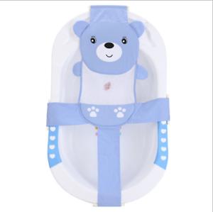 Infant-Newborn-Toddler-Tub-Sling-Baby-Bath-Seat-Shower-Bathing-Nursery-Safety-US