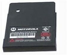 Minitor V Pager Battery RLN5707 Motorola OEM 3.6 Volt 650mah Nickel Metal