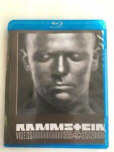 Rammstein-Videos-1995-2012-Blu-ray-Disc-New