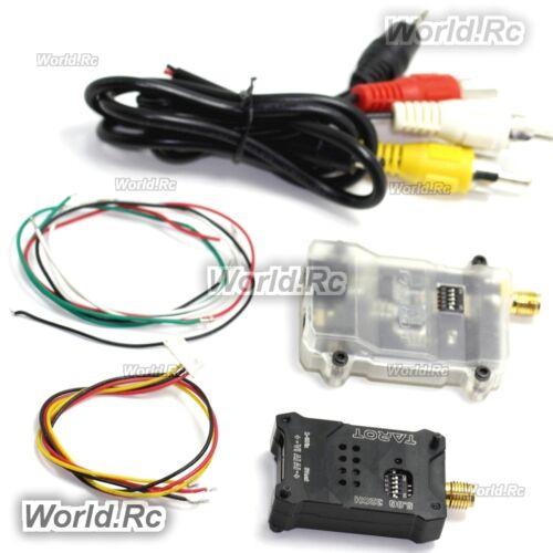 Tarot TL300N 5.8GHz AV Transmission FPV Transmitter// Receiver Transceiver Combo