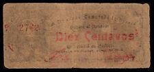 Oaxaca, Camara de Comercio 10 Centavos 1915, M3441a / PI-OAX-38. Good