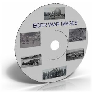 Boer-War-campaign-images-Historic-photo-picture-CD-collection
