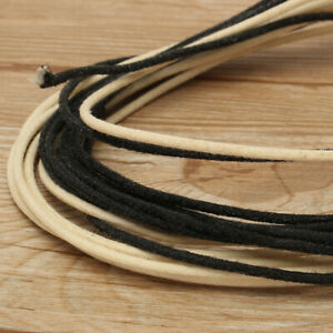 6M-Guitar-Electrics-22-Gauge-Vintage-Style-Cloth-Covered-Wire-Stranded-Core