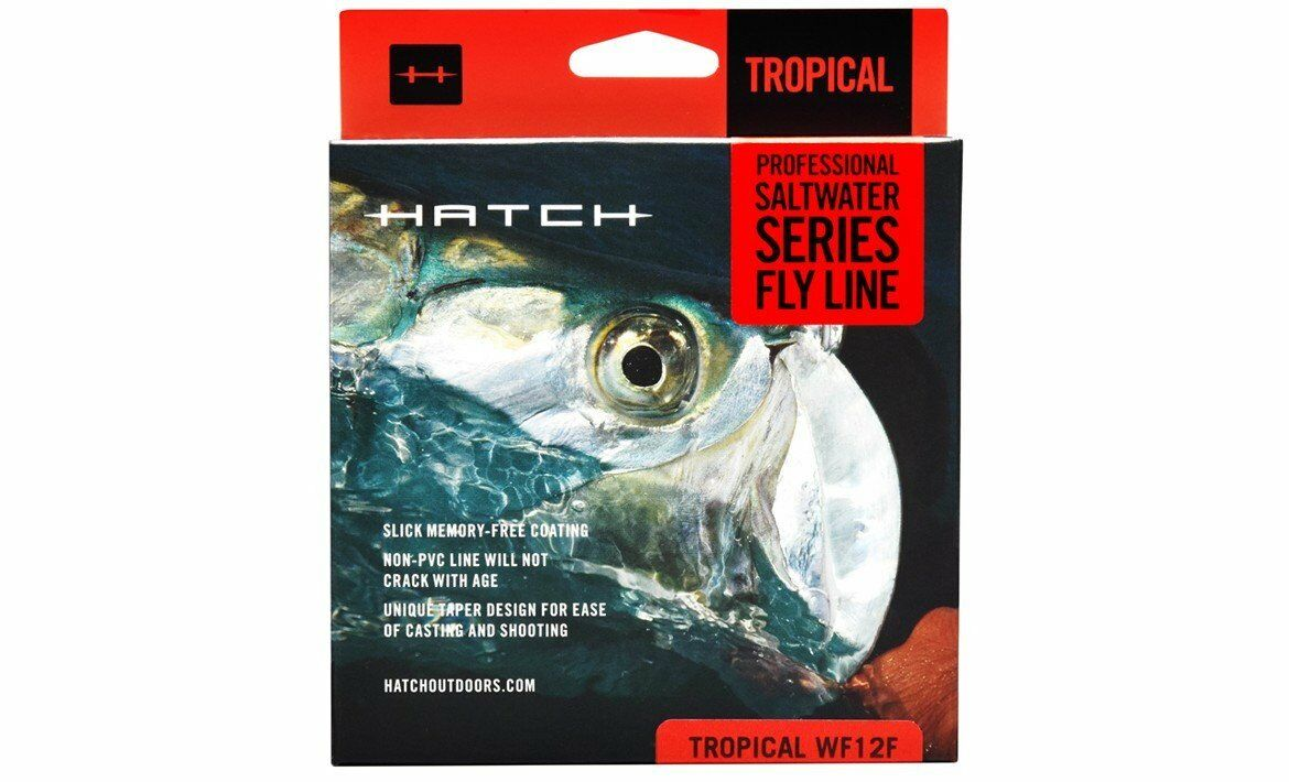 35% OFF Hatch Saltwater Floating Fly  Lines (11 or 12 Weight)  save on clearance