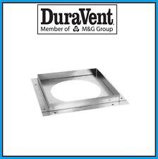 "DURAVENT 4"" x 6 5/8"" DirectVent Pro Galvanized Ceiling Firestop #46DVA-FS"