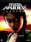 Lara Croft Tomb Raider Legend : The Complete Guide (2006, Paperback)