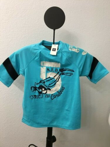 You Choose Gap Boy/'s Short Sleeve Swim Shirt Rashguard BNWT