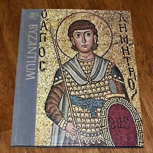 Byzantium-Time-Life-Great-Ages-of-Man-Hardcover-Illustrated-1975