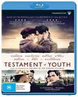 Testament Of Youth (Blu-ray, 2015)