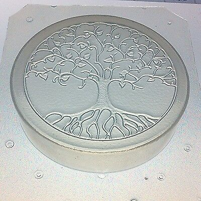 Flexible Soap Mold Sacred Geometry Tree of Life