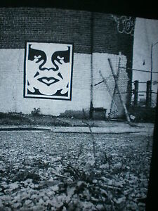 OBEY Marque T Shirt Andre Géant A Posse Urban Ghetto Graffiti Propanda Petit